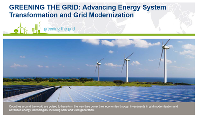 Learn more about Greening the Grid here!