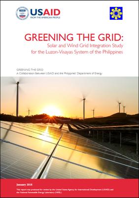 Philippines Greening the Grid Study