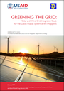 Philippines Greening the Grid Study