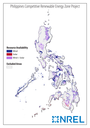 Philippines Resource Availability Map