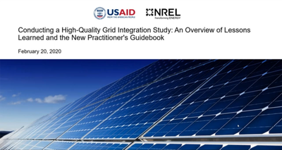 Conducting a High-Quality Grid Integration Study: Lessons Learned and the Practitioner's Guidebook