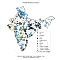 India Power Plants