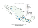 Mexico power plants