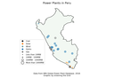 Peru power plants